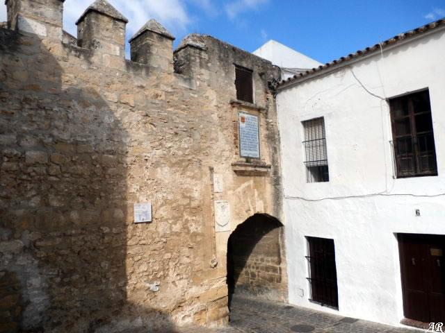 Puerta de la Segur - Puerta de Poniente - Baluarte Defensivo - Vejer de la Frontera