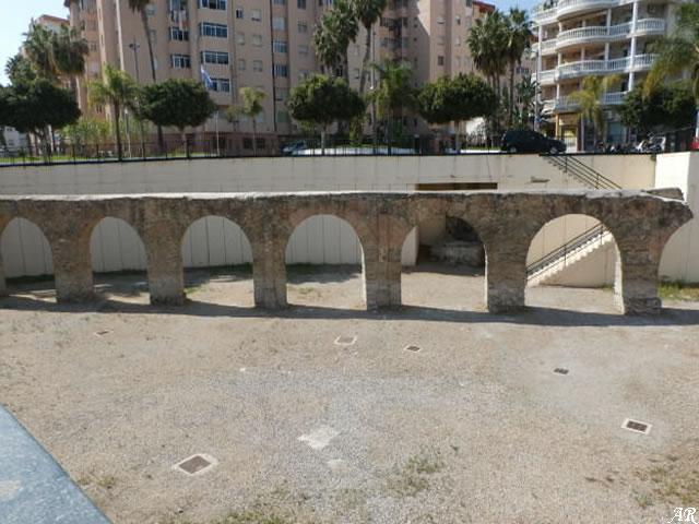 Almuñécar - Roman Aqueduct
