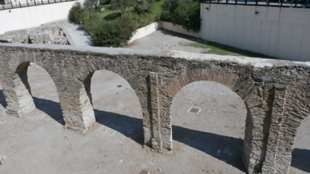 Almuñécar - Acueducto de la Carrera de la Concepción