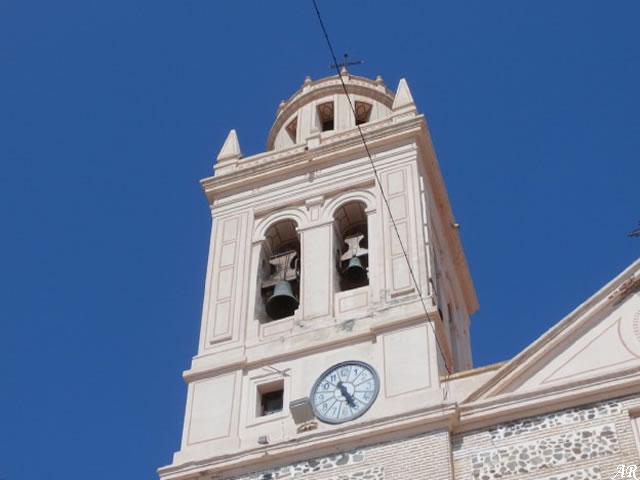 Torre de la Iglesia Parroquial de la Encarnación - Almuñécar