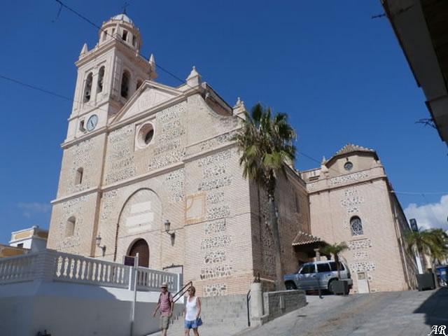Iglesia Parroquial de la Encarnación - Almuñécar