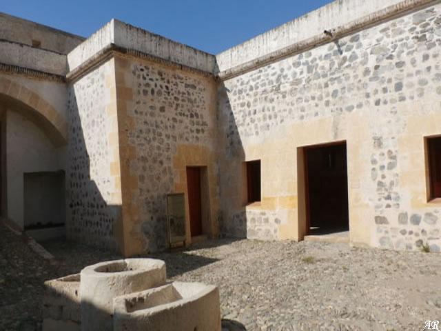 Batería de la Herradura - Castillo de la Herradura