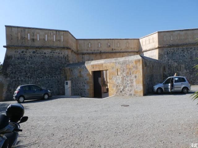 Batería de la Herradura - Castillo de la Herradura - Almuñecar