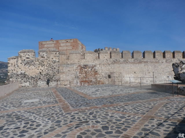 Castillo de Salobreña - Baluarte del Aljibe