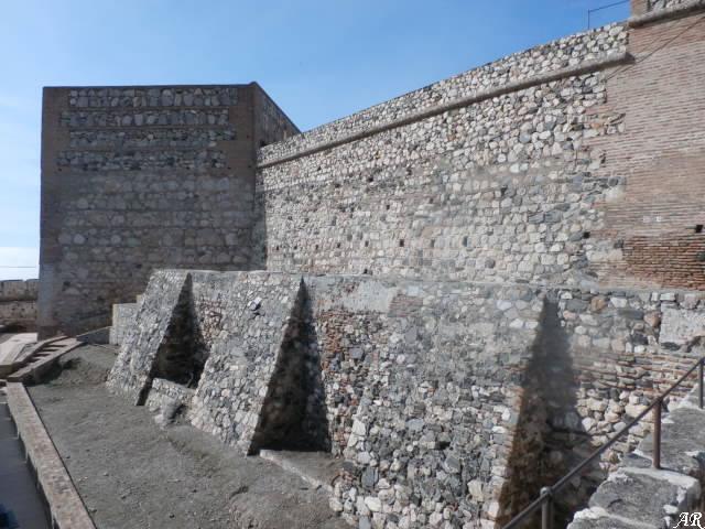 Torre Vieja y Contrafuertes