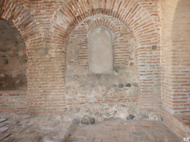 Castillo de Salobreña - Acceso a la Alcazaba