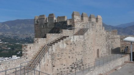 Torre del Homenaje del Castillo de Salobreña