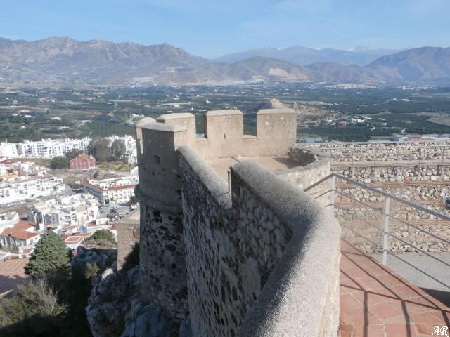 Castillo de Salobreña - Torre Nueva