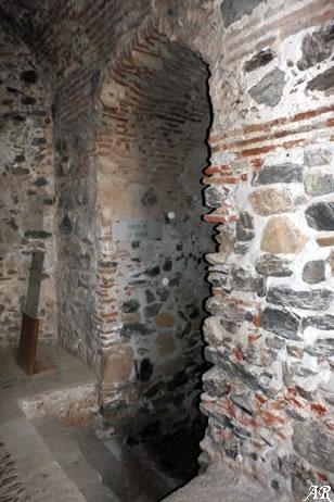Puerta de la Coracha del Castillo Fortaleza de San Miguel