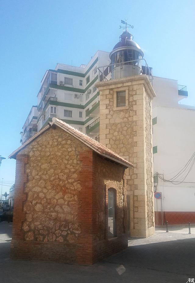 Faro de la Avenida Toré Toré - Torre del Mar - Vélez Málaga