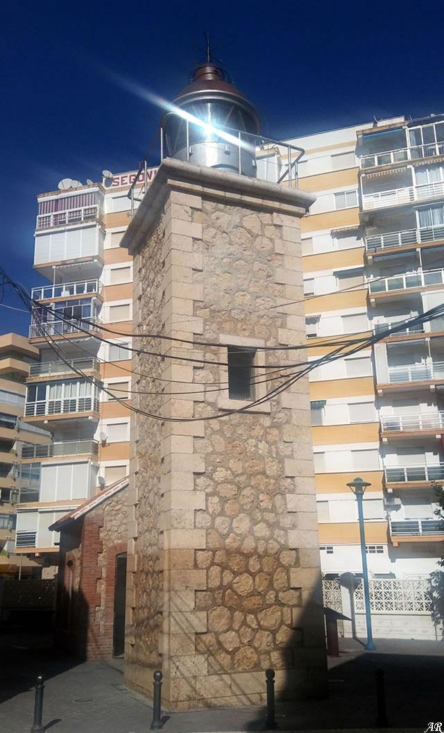 Faro de la Avenida Toré Toré - Torre del Mar