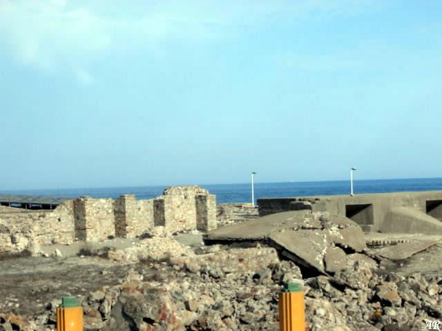 Fuerte de Santa Bárbara - Castillo de Santa Bárbara - La Linea de la Concepción