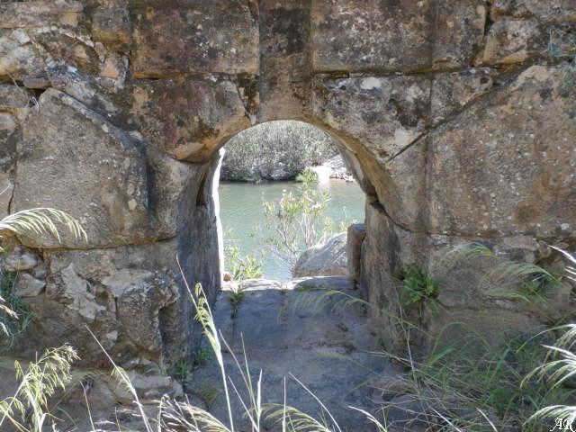 Jimena de la Frontera - Canal of the Royal Artillery Factory