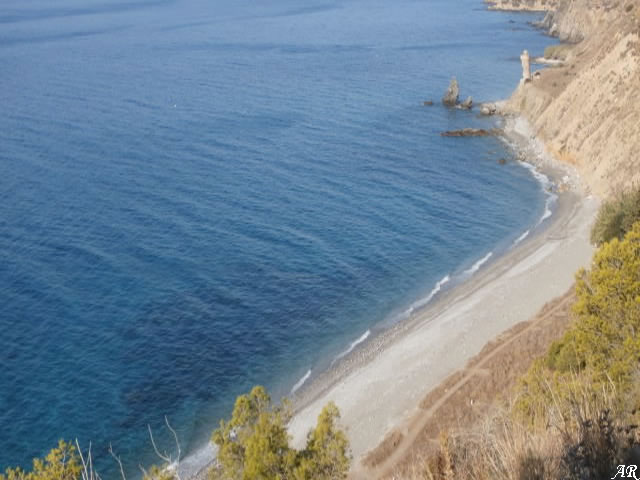 Playa de las Alberquillas - Nerja