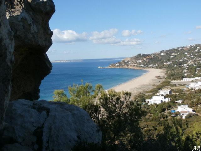 Sendero Faro Camarinal