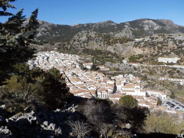 Sendero Ermita del Calvario - Grazalema