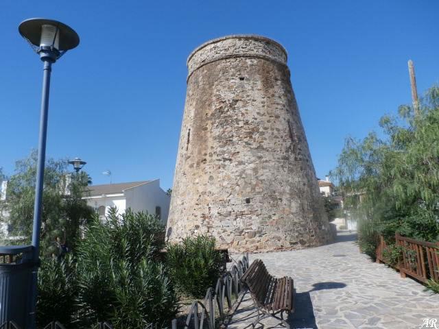 Torre de Chilches - Vélez-Málaga - Torre Vigía de Chilches