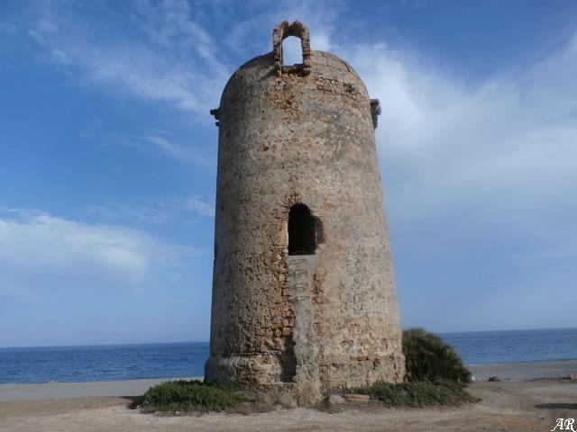 Torre Nueva - Torre Vigía Saba - La Línea Torre Vigía - La Línea de la Concepción