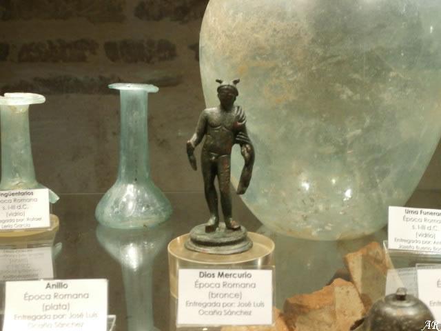 Museo Municipal de Álora - Dios Mercurio
