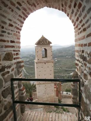 Torre de la Vela - Álora - Torres del Castillo de Álora