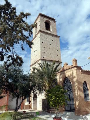 Torre de la Vela - Torres del Castillo de Álora