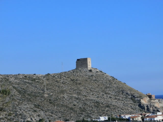 Castillo de Castell de Ferro - Gualchos
