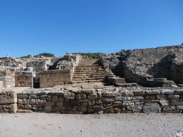Enclave Arqueológico Carteia - San Roque - Yacimiento Arqueológico de Carteia