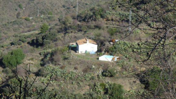 Venta de finca de recreo en los Montes de Málaga - Country House for Sale