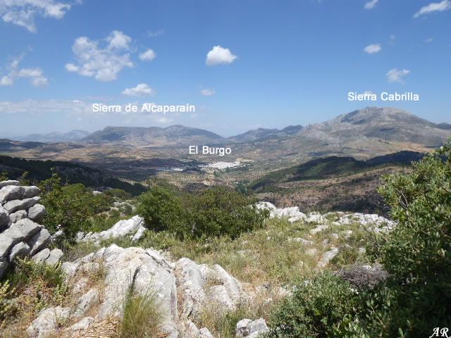 Mirador del Guarda Forestal - El Burgo