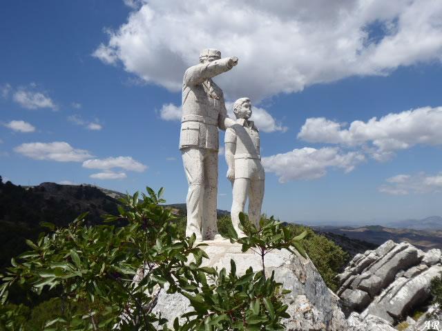 Mirador del Guarda Forestal - El Burgo - Parque Natural de Sierra de las Nieves