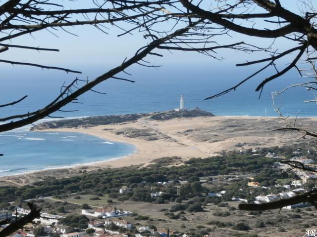 Monumento Natural Tómbolo de Trafalgar - Caños de Meca - Barbate