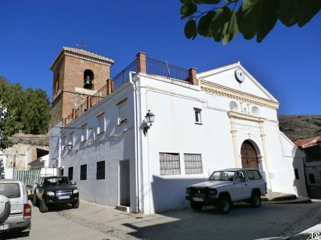 Iglesia de Nuestra Señora del Rosario de Polopos