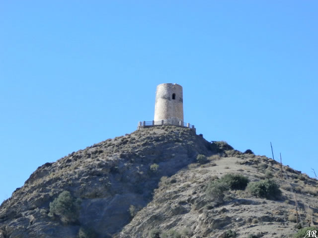 Cautor Watchtower or La Mamola Watchtower - Polopos