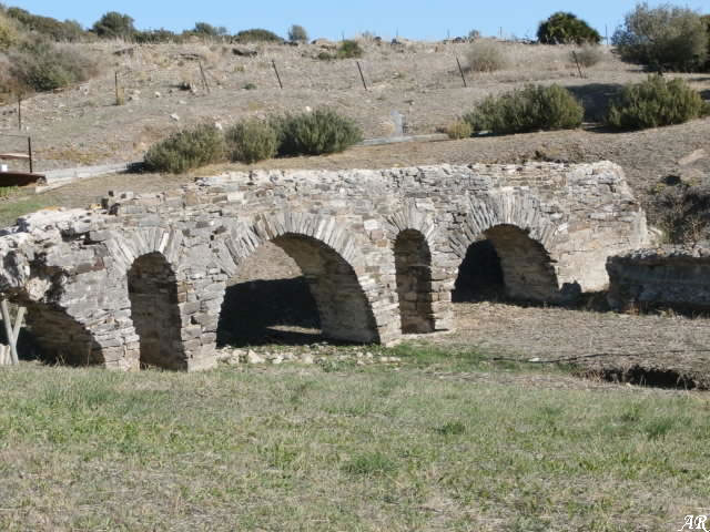 Aqueduct of Punta Paloma - Baelo Claudia
