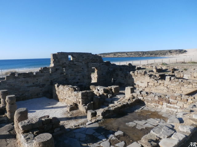 Baelo Claudia Archaeological Site - Port Area