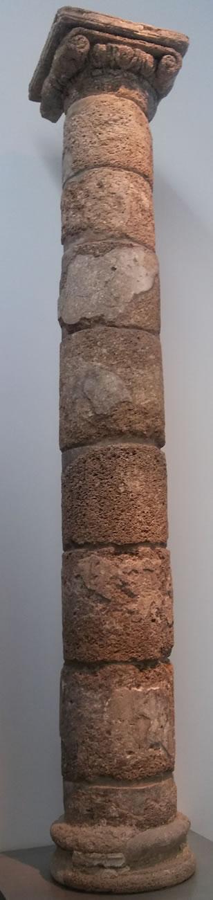 Baelo Claudia - Columna - tarifa