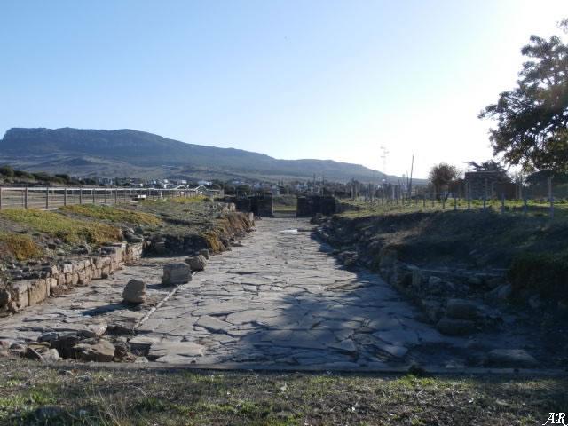 Baelo Claudia - Decumanus Maximus