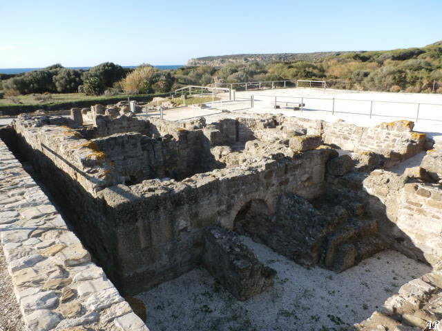 Baelo Claudia Archaeological Site - Thermal Baths