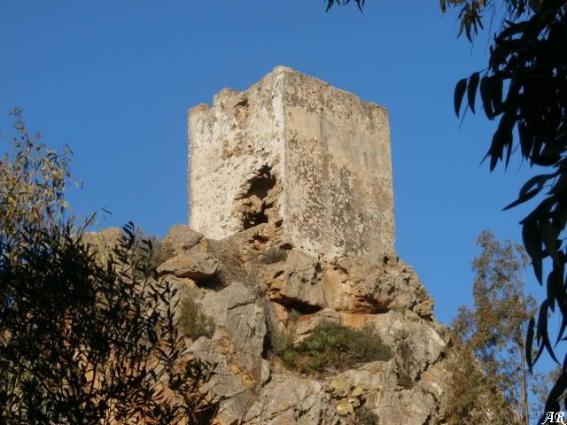 Torre de la Peña - Torre Almenara de la Peña - Tarifa