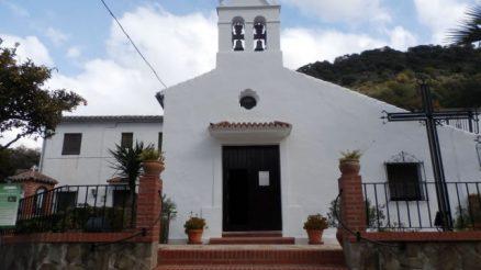 Iglesia de San Antonio de Padua - Benamahoma - Church