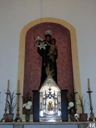 San Antonio de Padua de Benamahoma