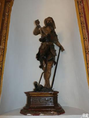 San Blas Chapel - Benaocaz