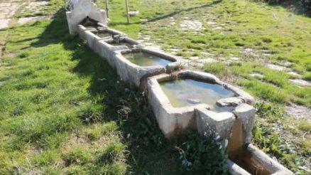 Fuente de las Piletas - Benaocaz - Fountain