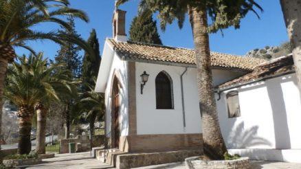 Ermita de Nuestra Señora de los Ángeles de Grazalema - Hermitage