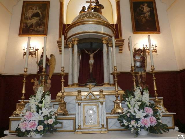 Iglesia de Nuestra Señora de la Encarnación de Grazalema