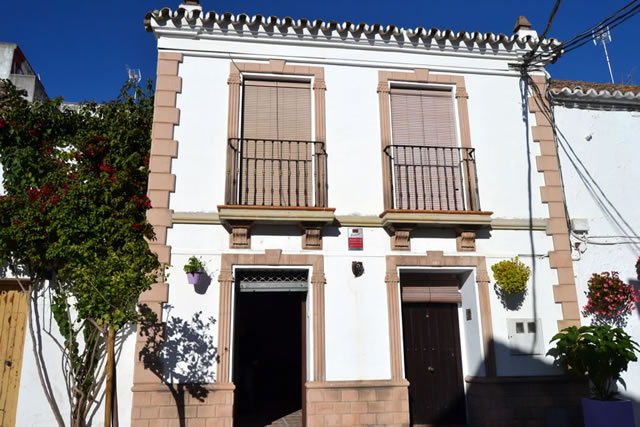 venta de casa de pueblo en Estepona - Townhouse for sale in Estepona