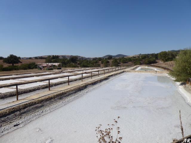 Salinas de Hortales - Iptuci