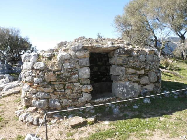 Cisterna nº 3 del Yacimiento Arqueológico de Ocuri - Ubrique - Yacimiento de Ocvri