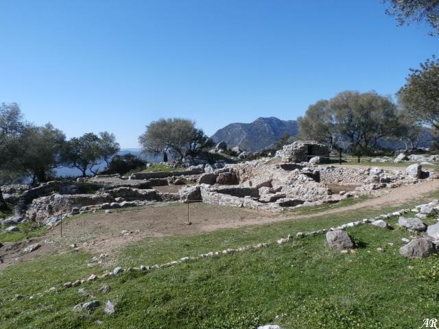 Termas de la Ciudad Romana de Ocuri