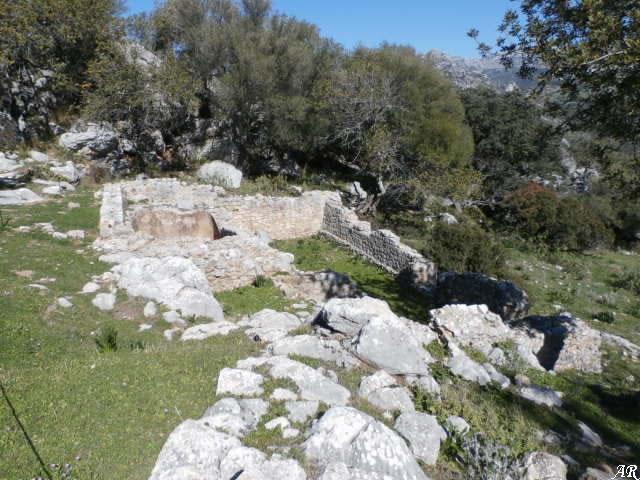 Vivienda y Cisterna nº 2 - Ciudad Romana de Ocuri